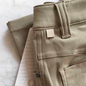 NWT Lululemon ABC Pant 28 Tall khaki pants men's
